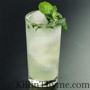 Low-Carb Sugar-Free Mojito