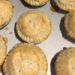 Mini Apple Pie Tarts